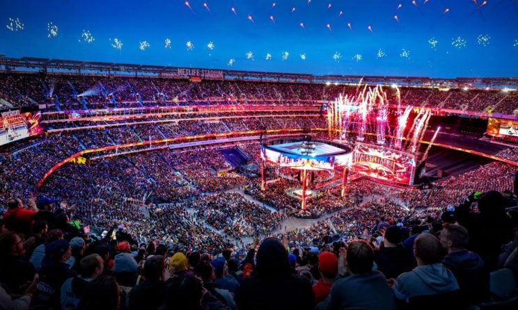 WrestleMania 35; Where And When It Was Held, Full Details From Match Card To Results