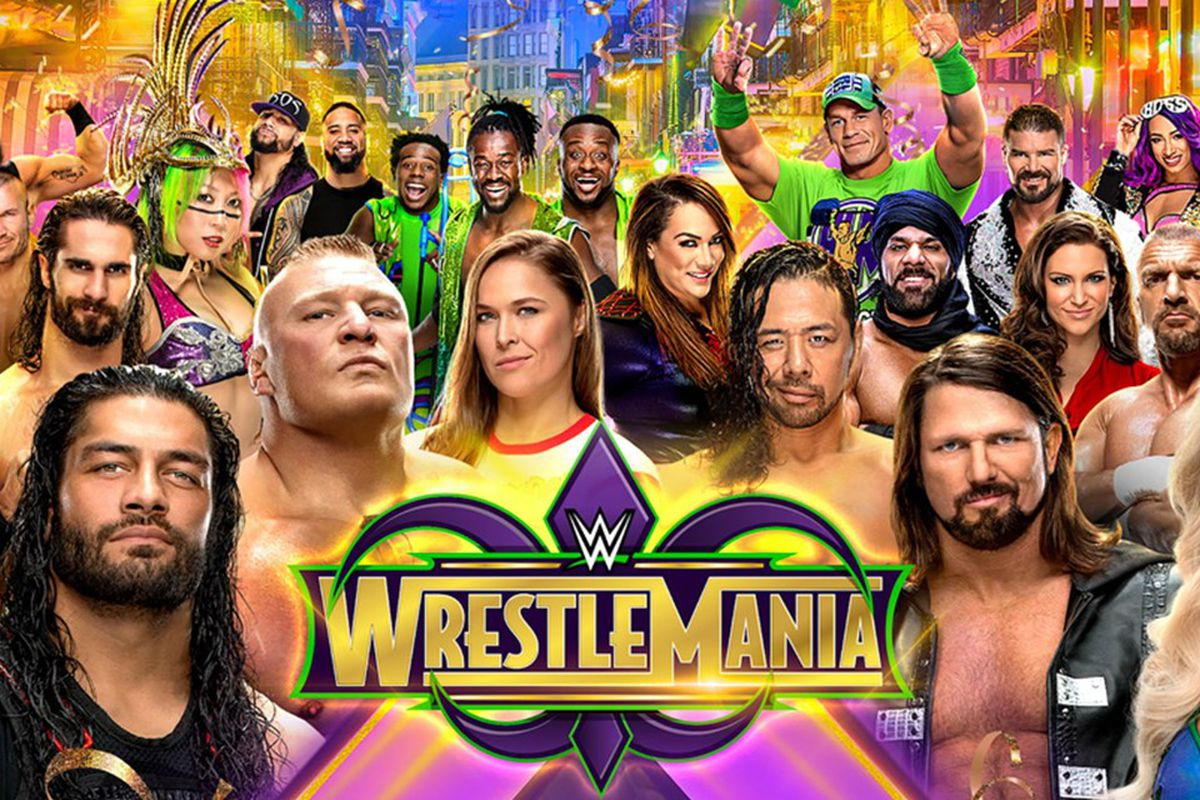 Wrestlemania 2019: How To Watch, Live Streaming, Buy Tickets & PPV Price