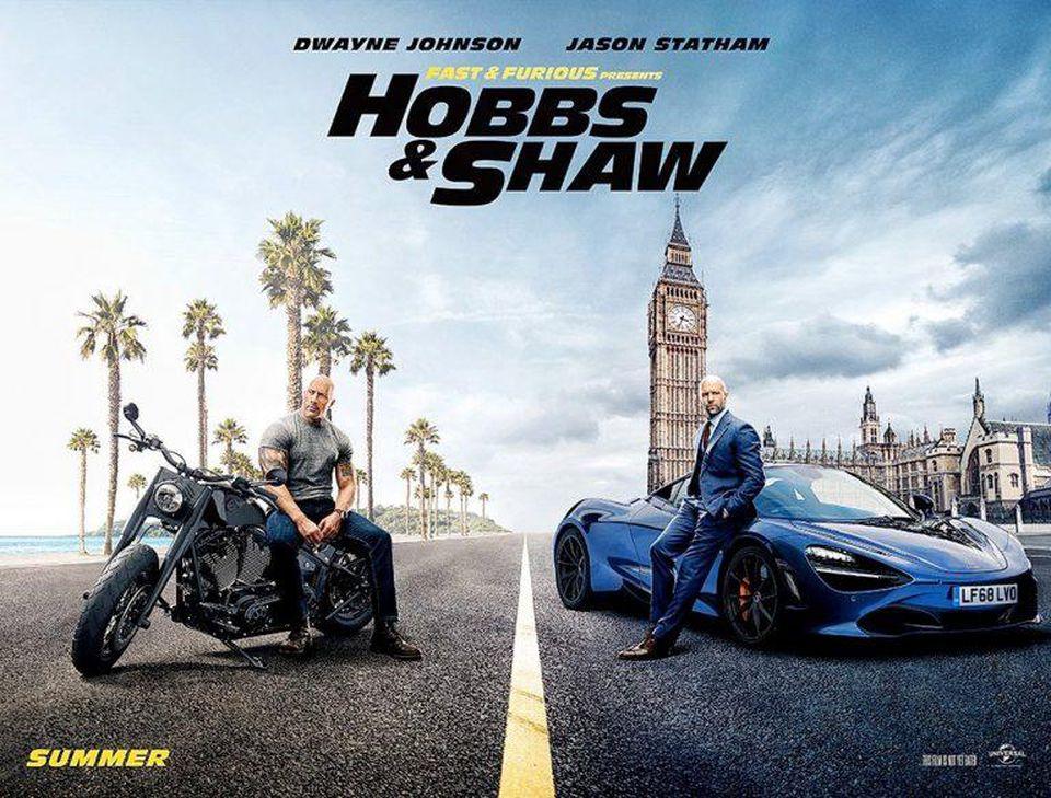 Hobbs & Shaw' Trailer