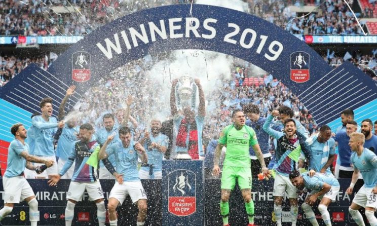 2018–19 FA Cup Finals: Manchester City Settle Historic Domestic Treble With Its Great Victory