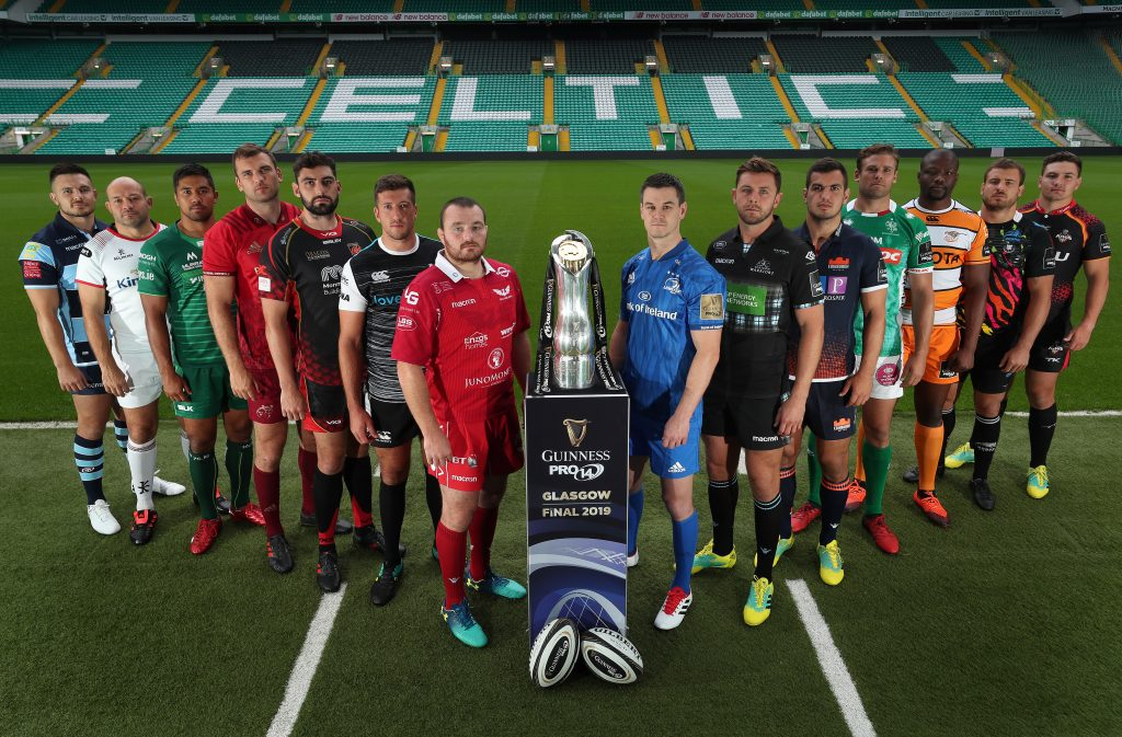 2019 Guinness Pro14 Final: Date, Time, TV Channels, Final Teams And Much More