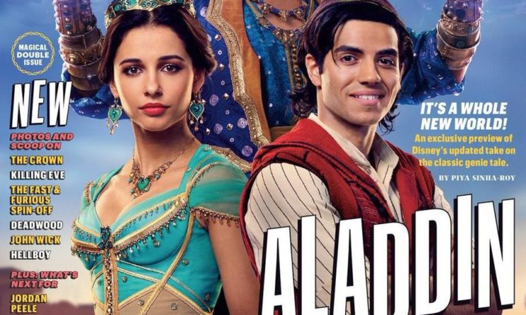 Aladdin Crushes The Competition At Box Office Leaving New Records Behind