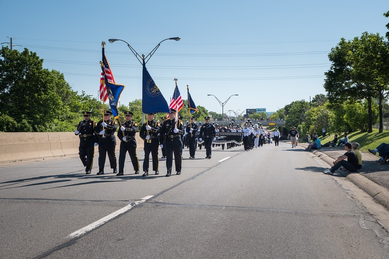 Allied Veteran's Memorial Day Parade