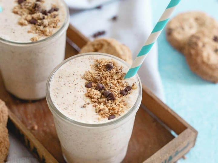 Chocolate Chip Cookie Smoothie