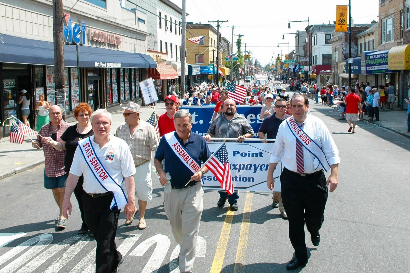 College Point Citizens for Memorial Day Parade