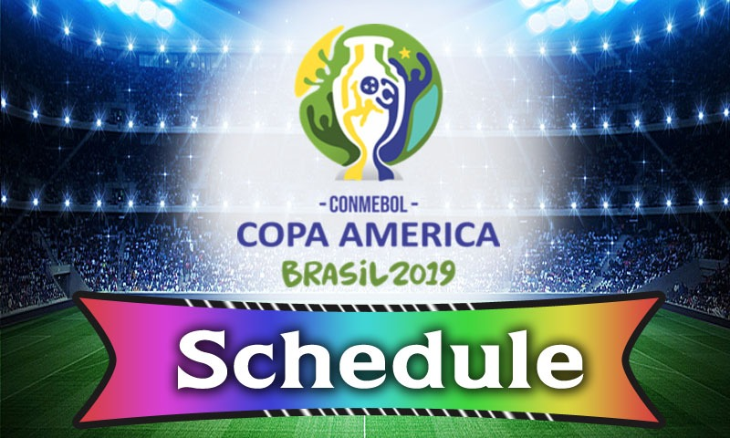Copa America 2019: Host Country, Teams, Groups, Schedule And Fixtures