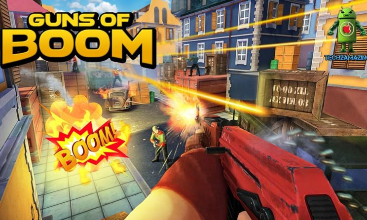 Download And Enjoy Guns of Boom Online Game On Android And PC