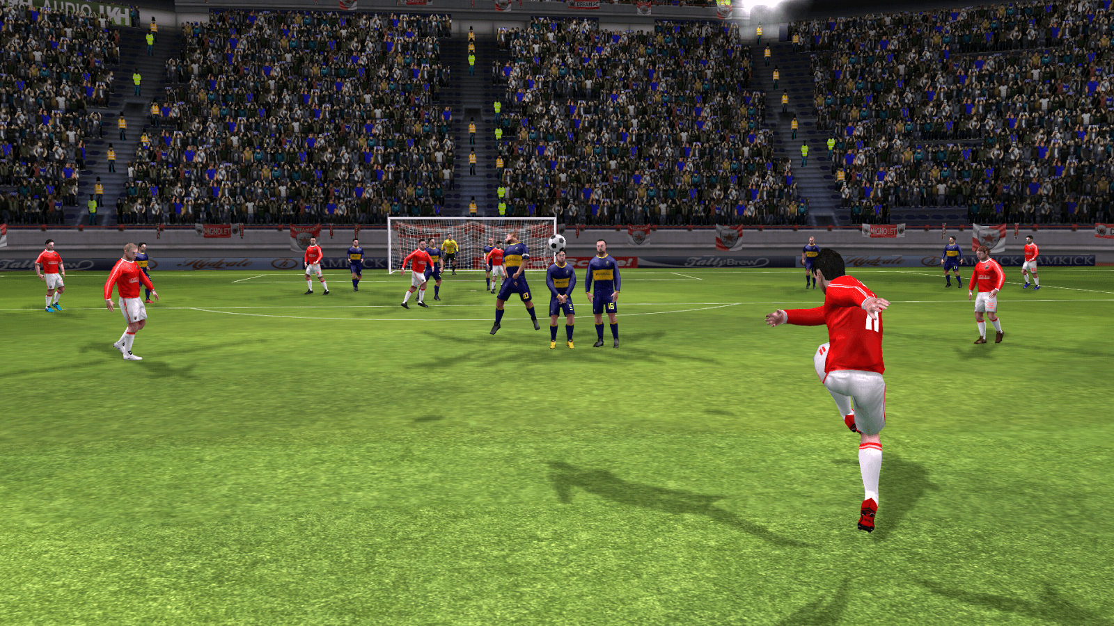 Download And Install Dream League Soccer APK +OBB