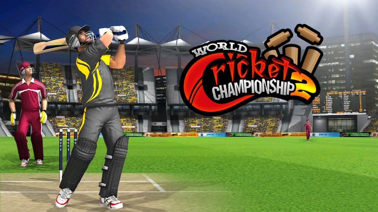 Download And Install World Cricket Championship 2 On Android And PC