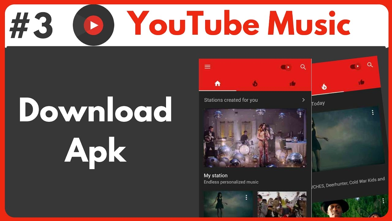 Download YouTube Music Premium APK On Android And Enjoy Free Music