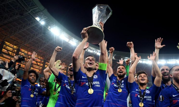 Eden Hazard Inspires Chelsea To Win 2019 UEFA Europa League, A Remarkable Farewell Performance By Hazard
