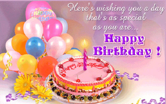 Happy Birthday Cute and Emotional Wishes, Messages, SMS