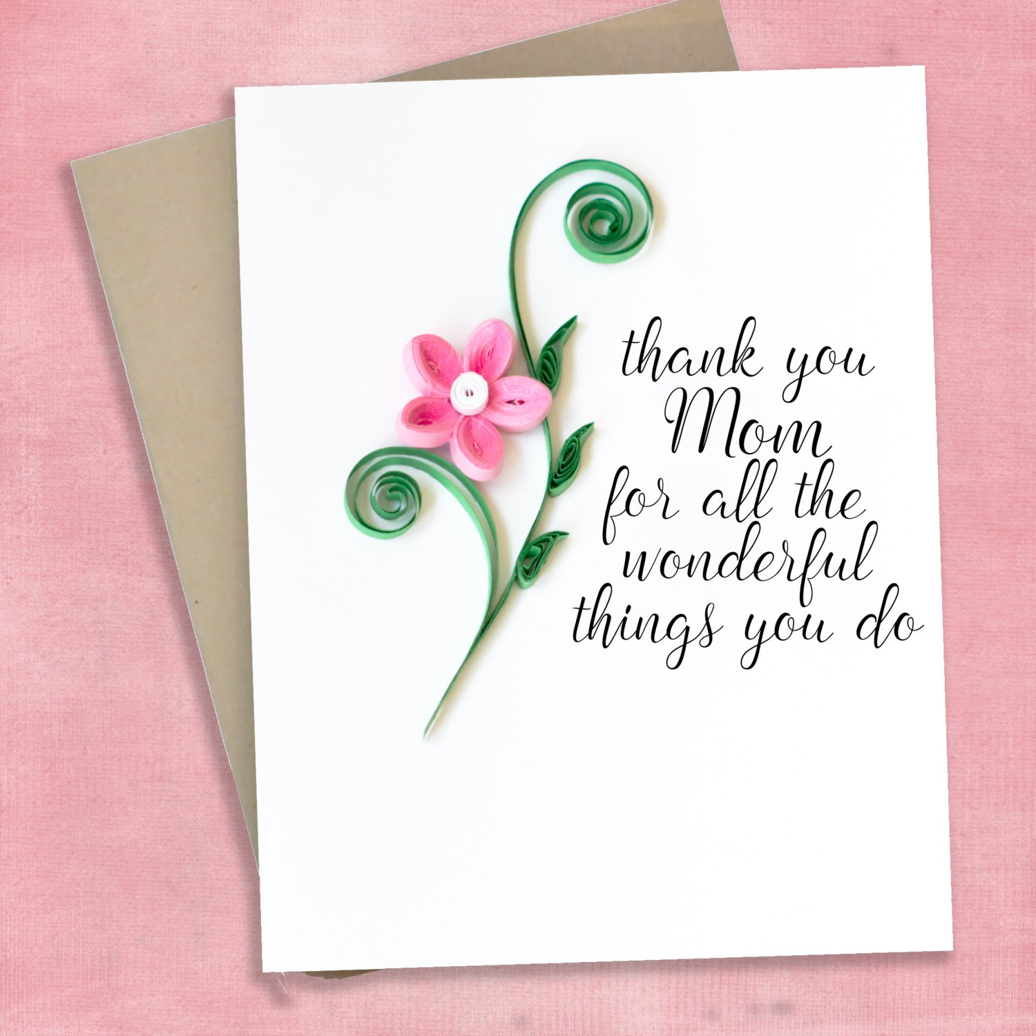 mothers day card featuring - HD1500×1500