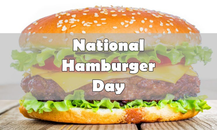 national burger day freebies