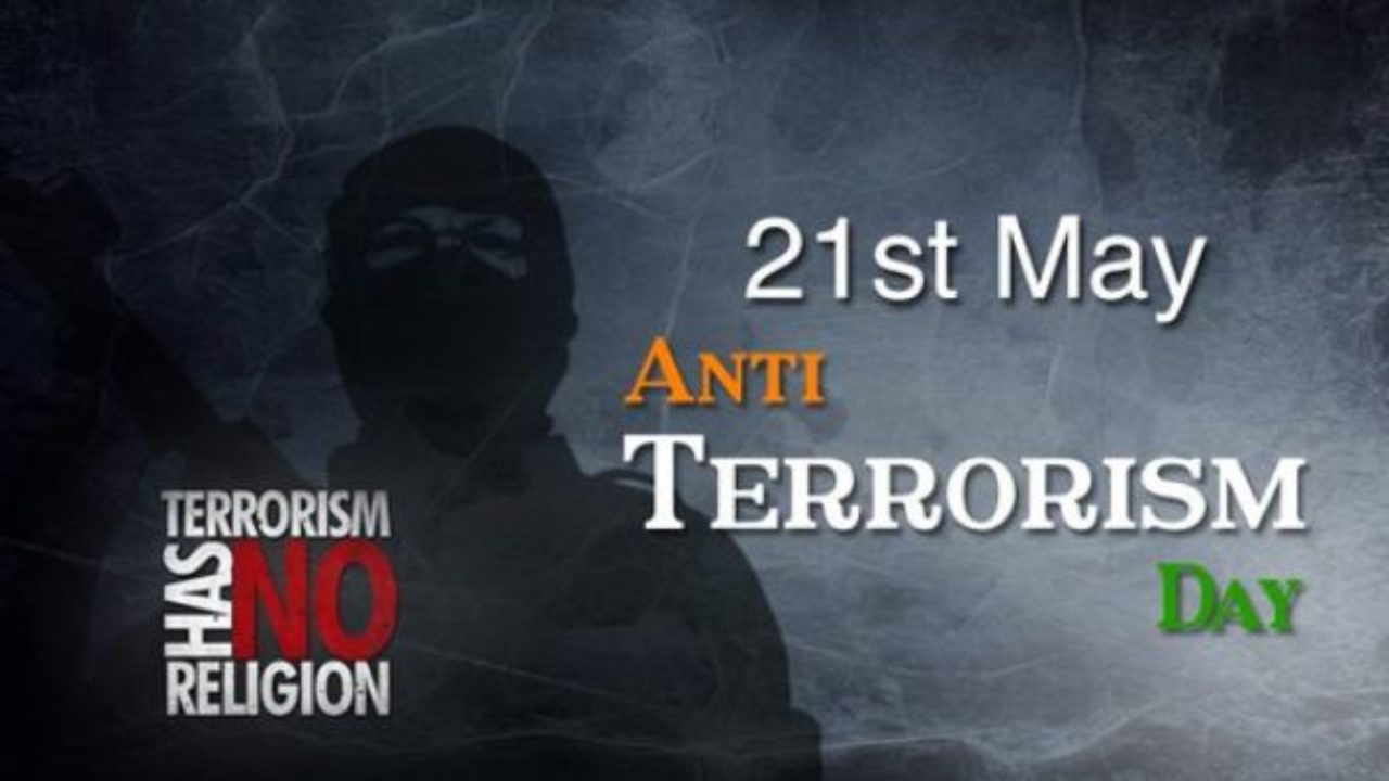 Here's Everything You Need To Know About Anti-Terrorism Day
