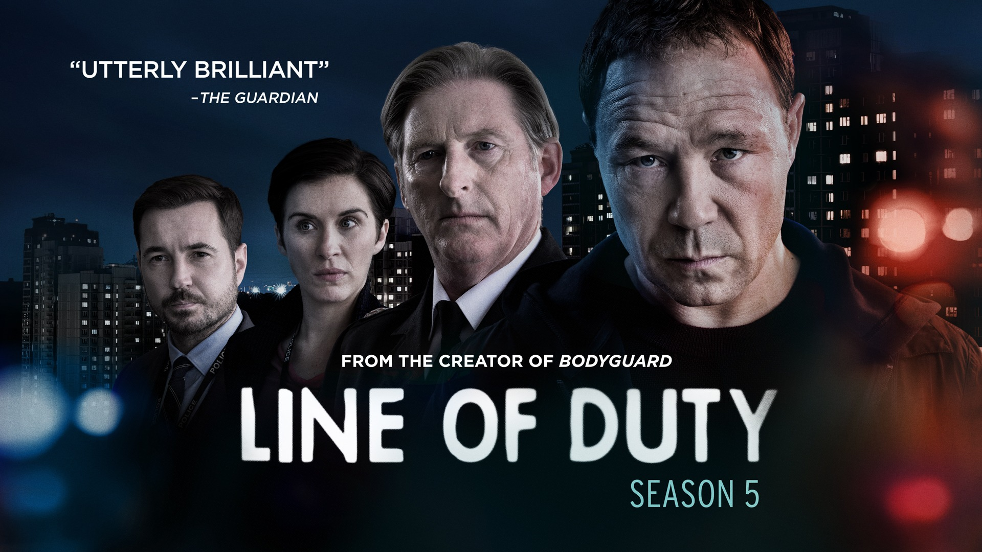 Line of Duty Series 5: Release Date, Cast, Plot; All About Detective Fiction-Thriller Series
