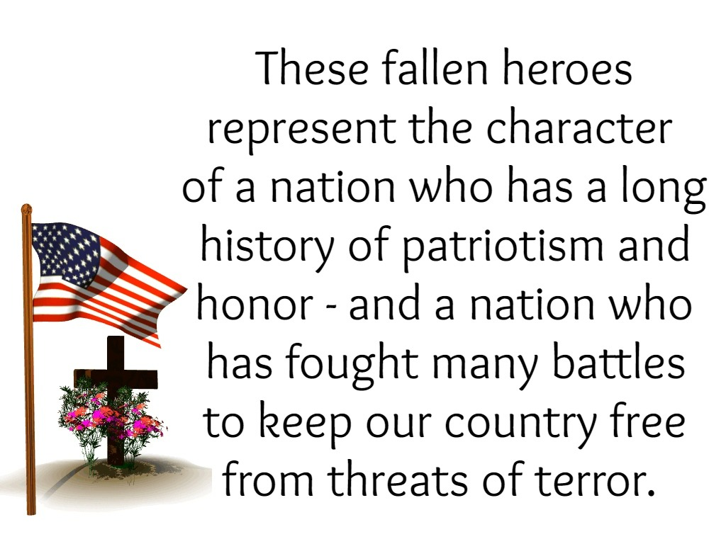 Memorial Day 2019 Images, Quotes, Wishes, WhatsApp FB Status & Instagram Captions!
