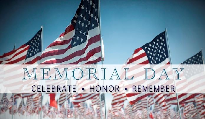 Memorial Day 2019; Inspirational Quotes, Sayings, Messages, Greetings, SMS and Poems