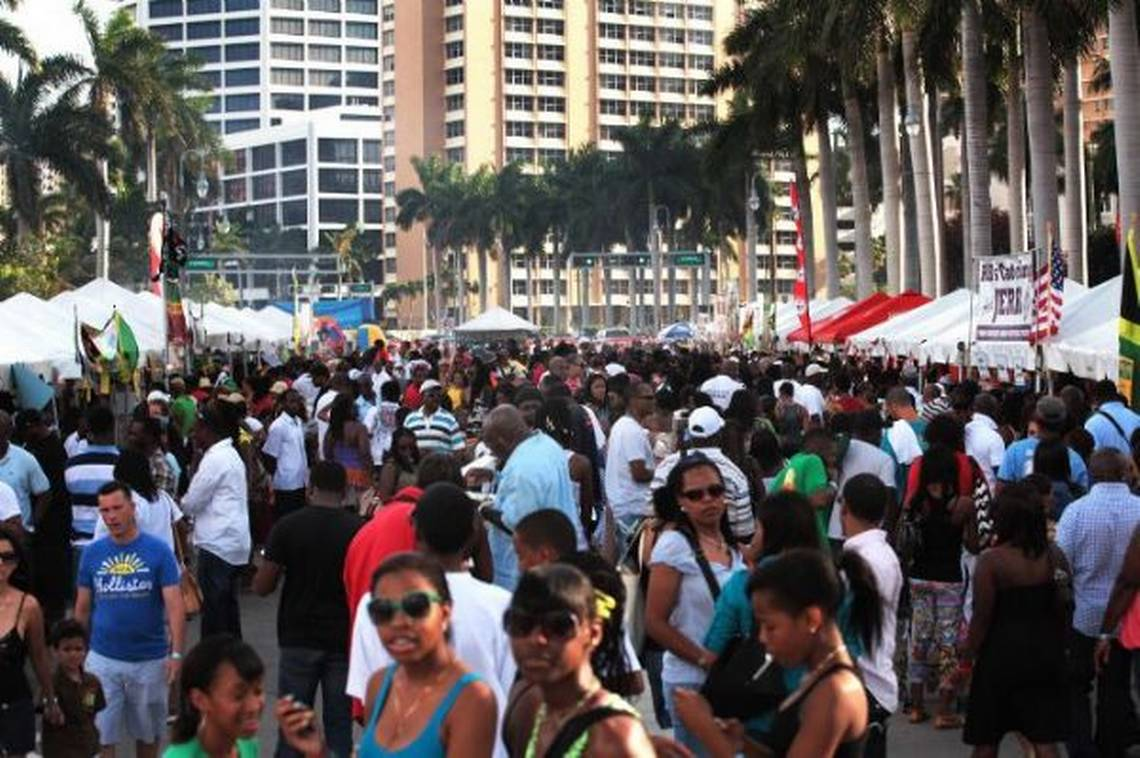 Memorial Day West Palm Beach Jerk and Caribbean Culture Festival
