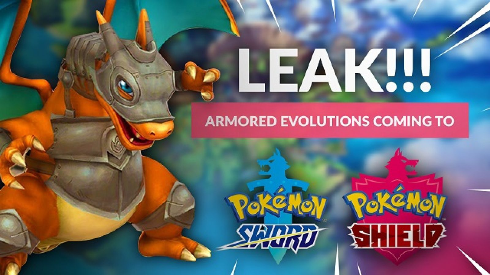 Pokemon Sword And Shield: News, Trailer, And Release Date