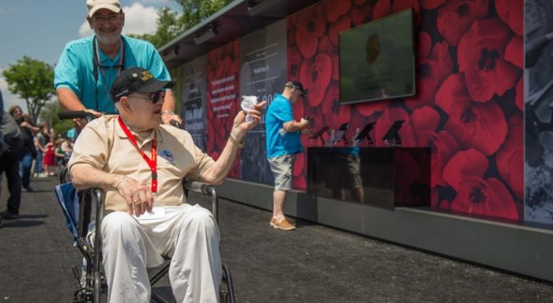 Poppy Wall of Honor