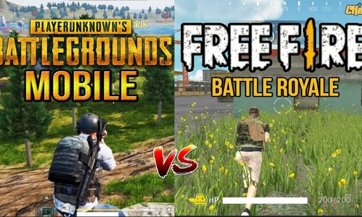 Pubg vs Garena Free Fire: Which Is The Best Battle Royale Game?