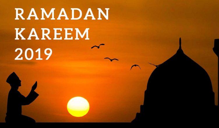 Ramadan Kareem 2019- Top Wishes, Messages WhatsApp Status, Greetings & Pics