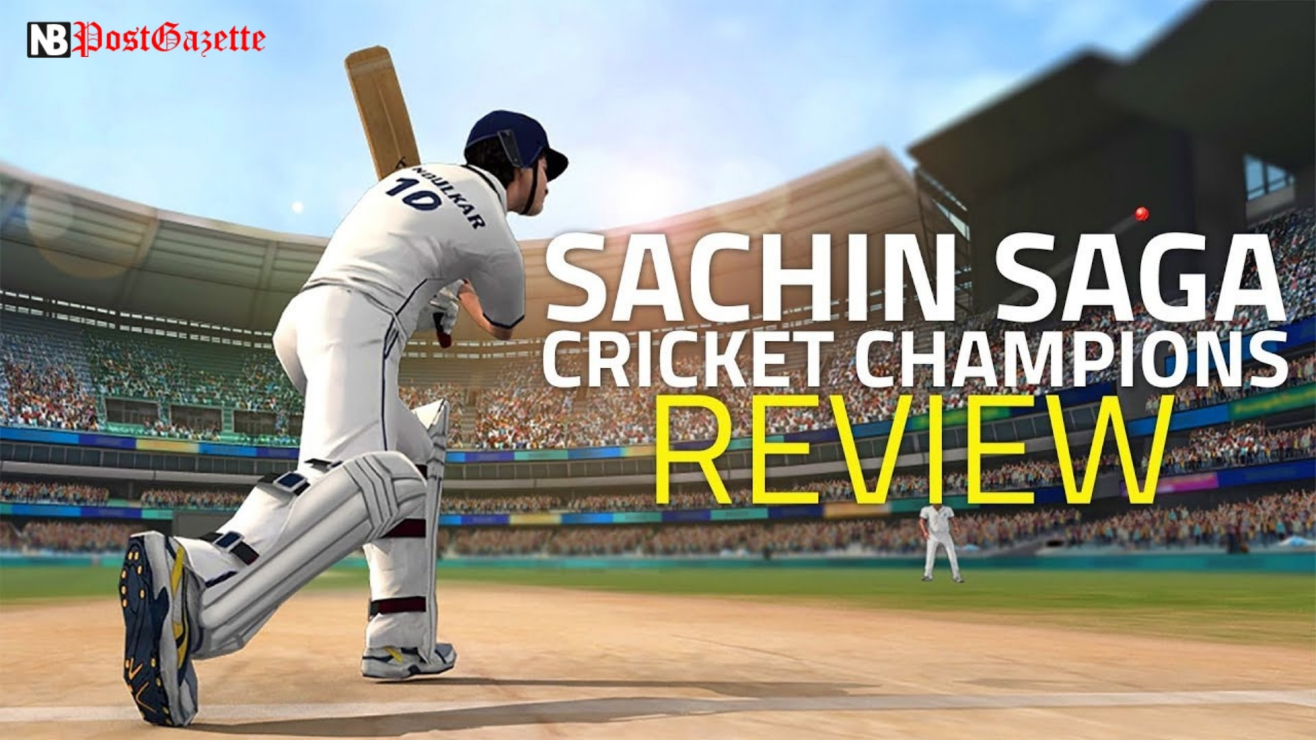 Sachin Saga Cricket Championship Review And Steps To Download