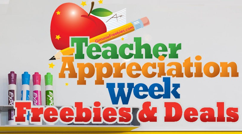 Teachers Appreciation Week 2019: List Of Deals, Offers & Freebies For The Nation's Educationalists