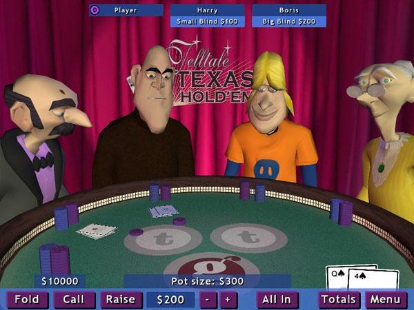 Telltale Texas Holdem