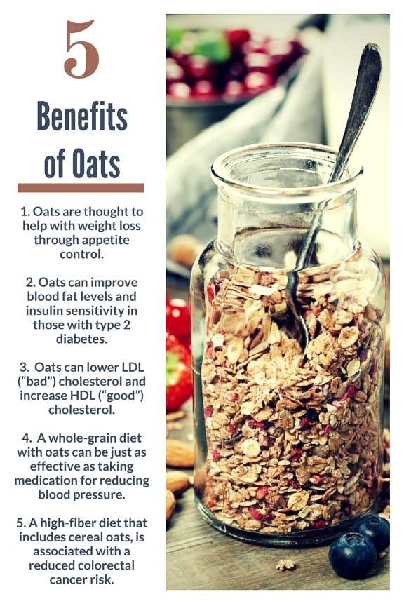 These Are The Top 5 Health Benefits Of Oatmeal You Must Know!