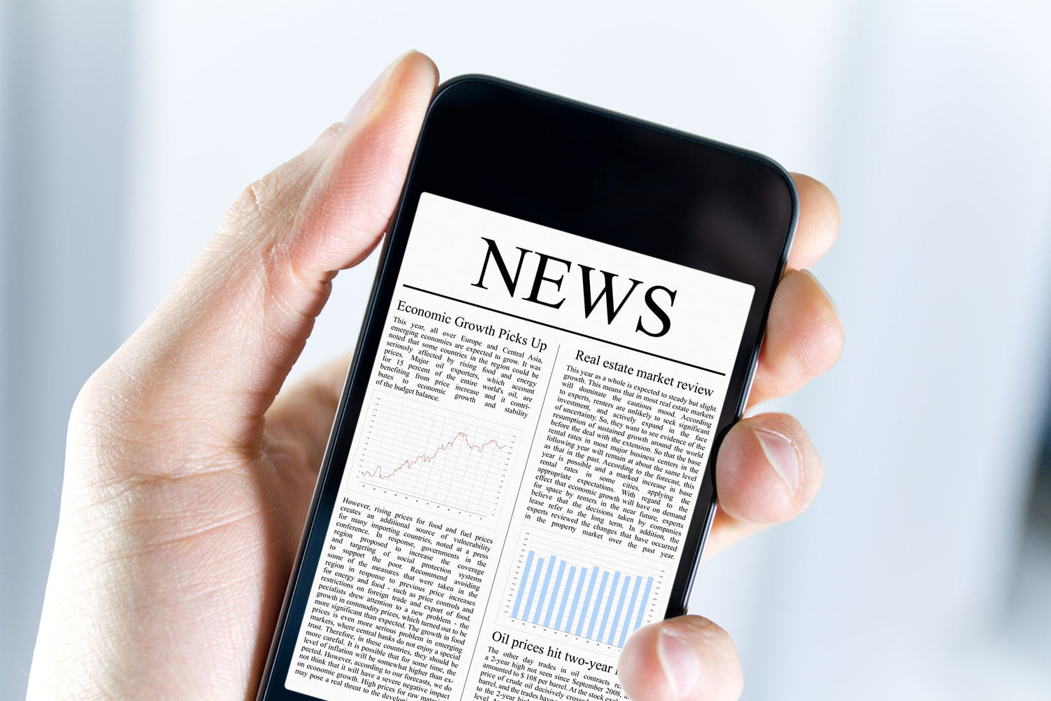 These Are The Top 5 News Apps For Android And iOS