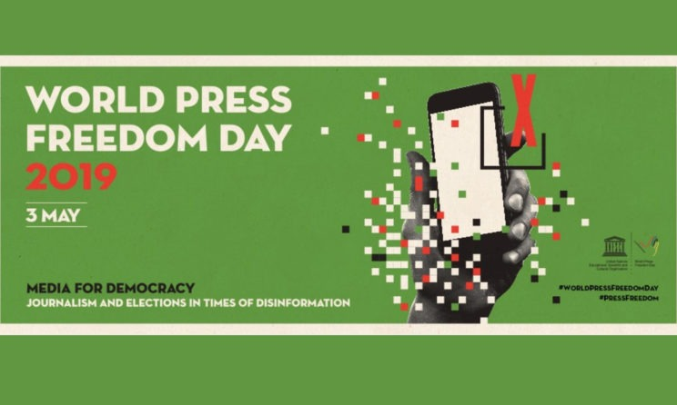 World Press Freedom Day 2019; Here's Everything You Need To Know About The Day