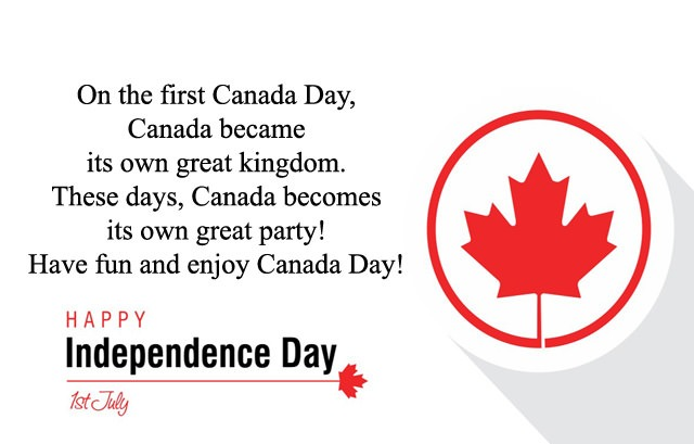 Canada Day 2019 Images Greetings
