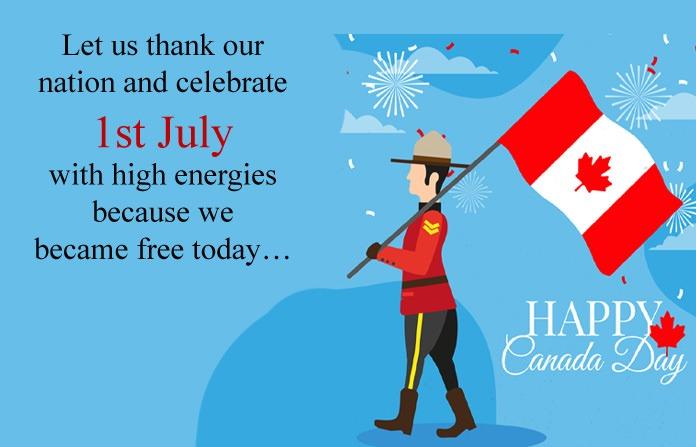 Happy Canada Day 2019