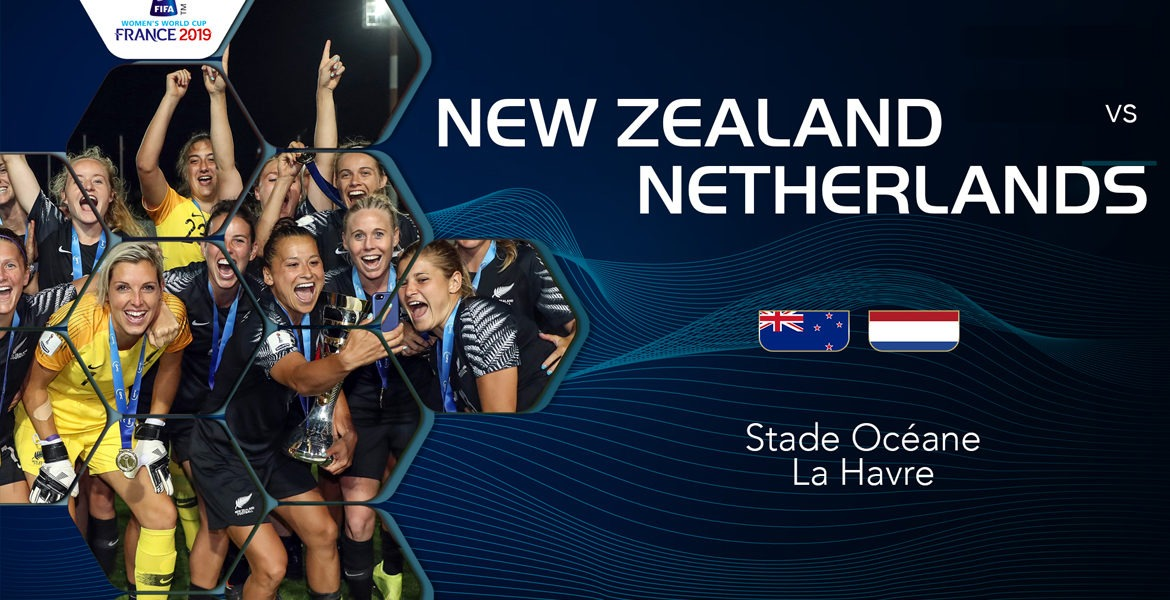 2019 FIFA Women's World Cup: New Zealand vs Netherlands, Match 8, Prediction & Preview