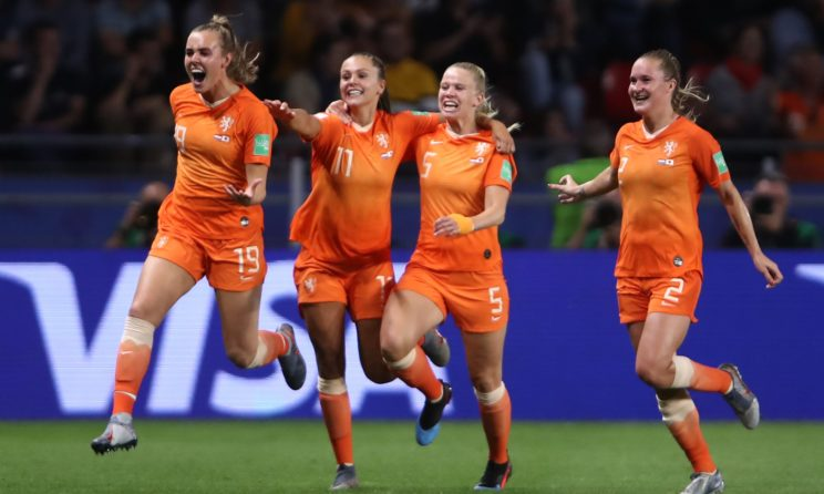 2019 FIFA Women's World Cup: Martens Sends Netherlands To Quarter-Finals