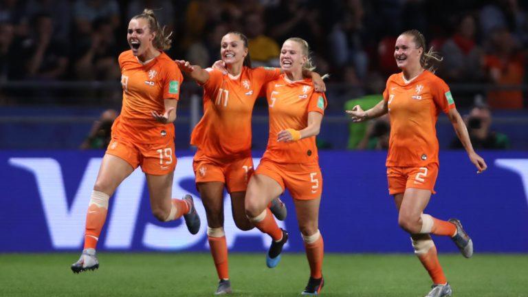 2019 FIFA Women's World Cup: Martens Sends Netherlands To Quarter-Finals