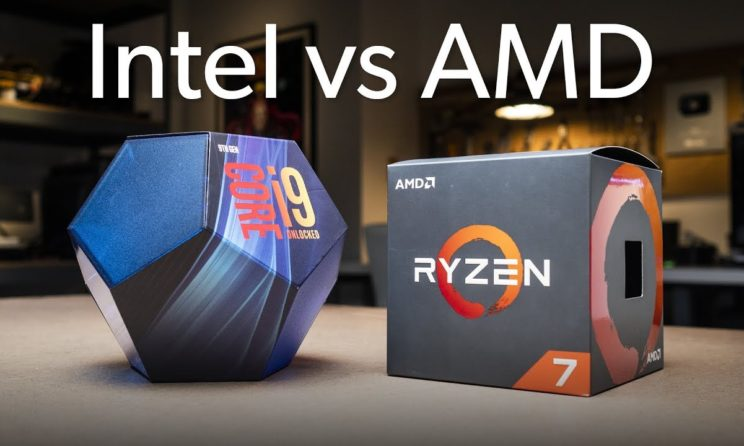AMD vs Intel: Why Are The AMD Gaming CPUs Becoming Popular?