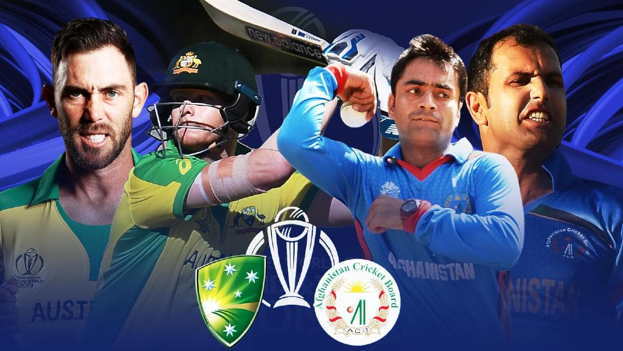 Afghanistan vs Australia World Cup 2019: Match 4 Live Streaming, Preview, Teams, Results & Where To Watch