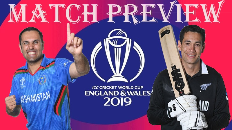 Afghanistan vs New Zealand, World Cup 2019: Match 13, Live Streaming, Preview, Teams, Results