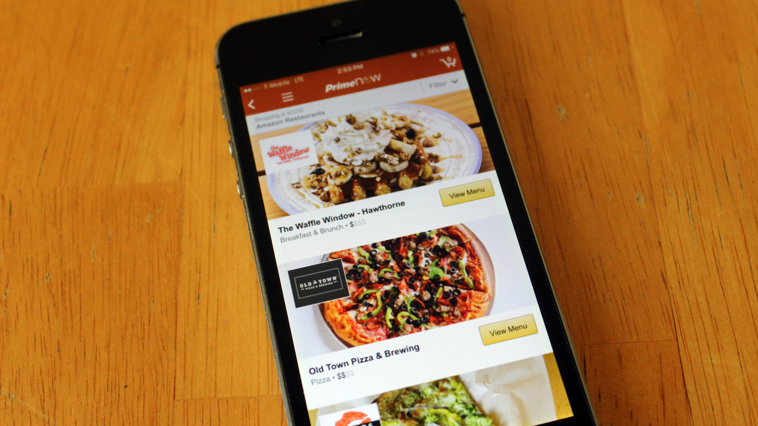 Amazon Restaurants To Shut Down Food Delivery Service By June End