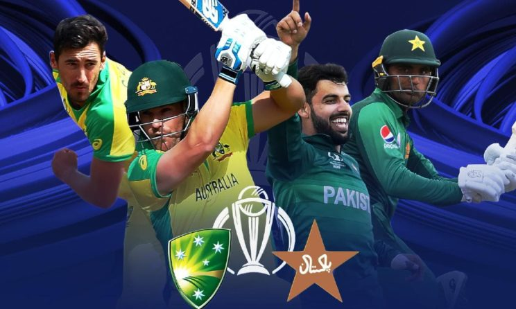 Australia vs Pakistan World Cup 2019 Match 17 Live Streaming, Preview, Teams, Results