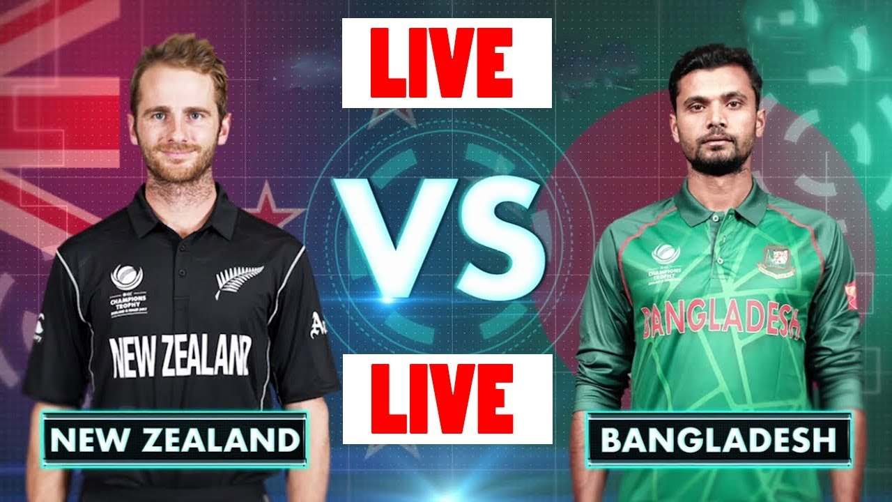 Bangladesh vs New Zealand, World Cup 2019: Match 9, Live Streaming, Preview, Teams, Results & Where To Watch