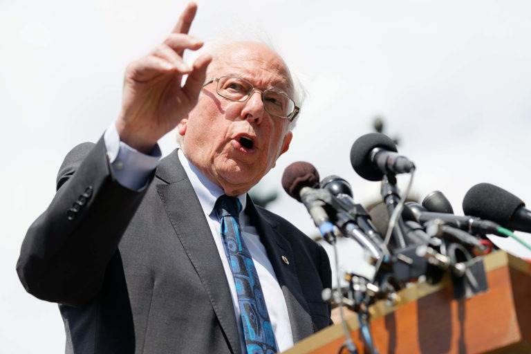 Bernie Sanders Reveals Plans To Eliminate All Student Debt Of 45 Million Americans