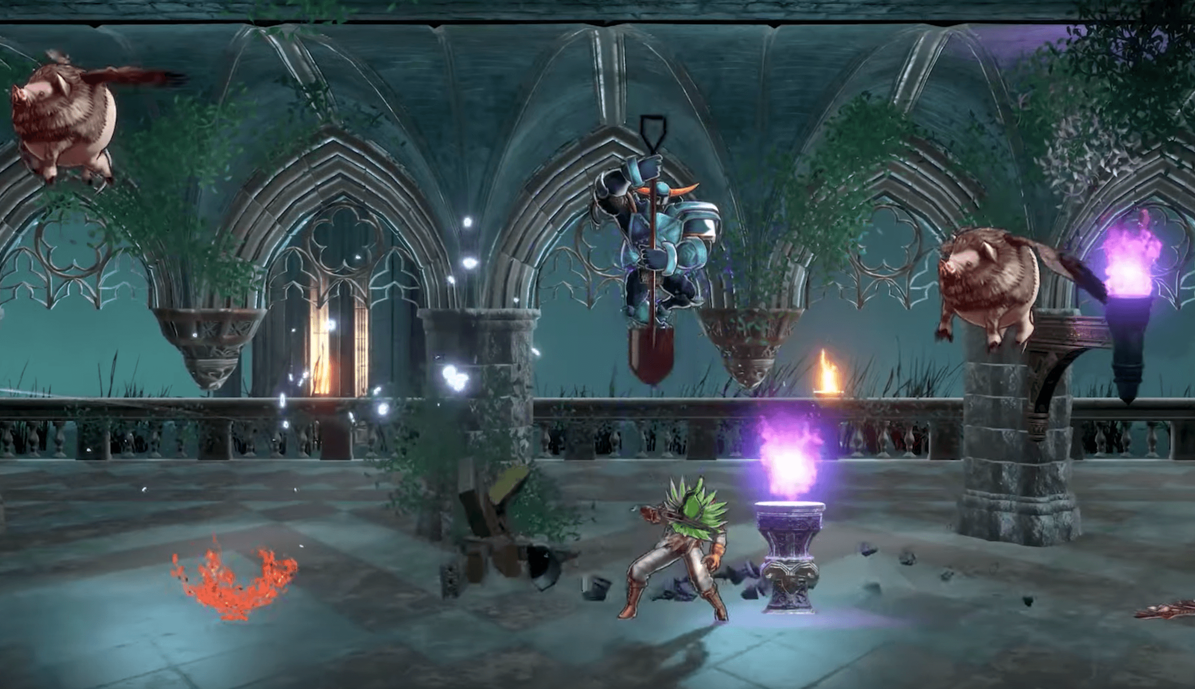 Bloodstained: Ritual Of The Night Shines Like A Moon