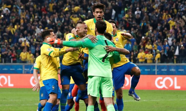 Brazil Reached Semi-Finals With A Historic Winning Penalty Against Paraguay