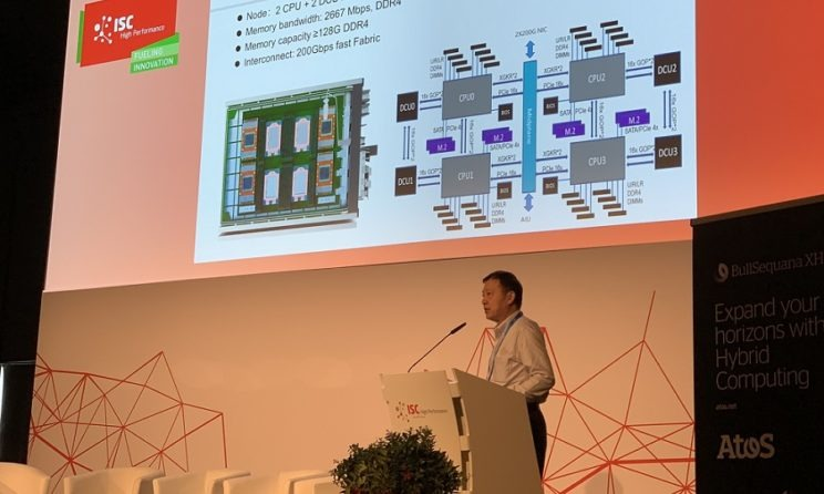 Chinese Company Sugon Placed On US 'Entity List' After Strong Performance At International Supercomputers Conference