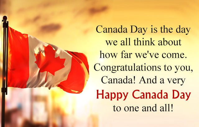 Canada Day 2019 Greetings Images