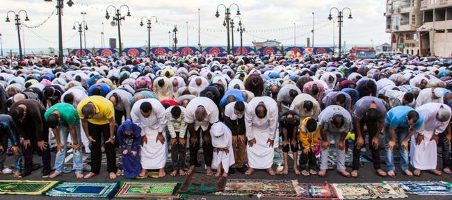 Eid in Egypt